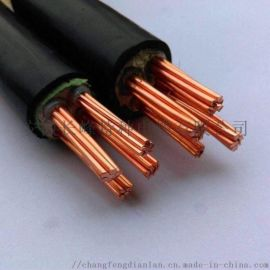 软芯铜线编织屏蔽电线电缆厂价RVVP/4*2.5