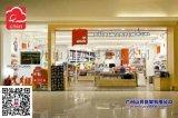 书店设计图、书店效果图、书店装修设计,书店展示柜