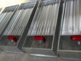 正压送风口加工设备 风量调节阀生产线