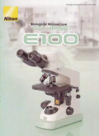 E100光学显微镜/正置荧光三目显微镜