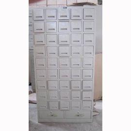吉林47斗不锈钢中药柜哪里能买到 便宜实惠的中药橱抓药台厂家