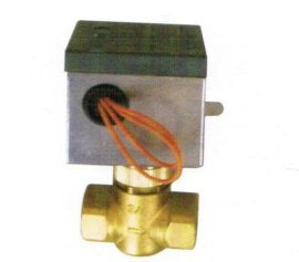 VA7010风机盘管电动二通阀