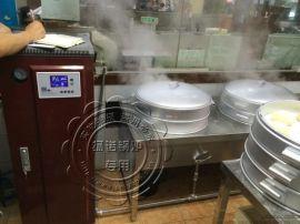蒸包子、蒸馒头用30KW电蒸汽锅炉 全自动电蒸汽发生器