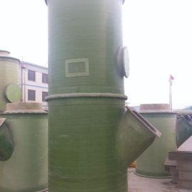 4吨锅炉脱硫塔 采用双碱法脱硫效率90%以上