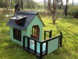 泰迪比熊貴賓中型犬戶外防水木制狗屋狗窩狗籠狗房子寵物屋