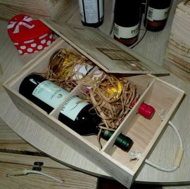 三合**盒 木盒子 加工定做礼品盒