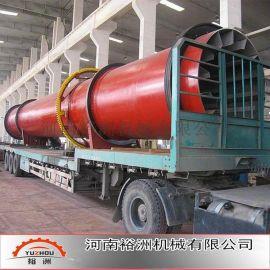 广西来宾建材冶金化工行业转筒烘干机|广西崇左水泥工业矿渣肥料黏土物料烘干设备|滚筒烘干机厂家|河南裕洲