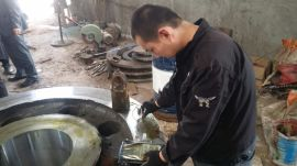 腾飞铸钢定制大型铸钢件 探伤铸件