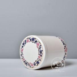 定做景德镇陶瓷茶叶罐 密封性好显高档