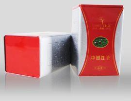 山东铁盒厂家 定制加工系列茶叶盒铁罐包装 茶叶礼品铁盒