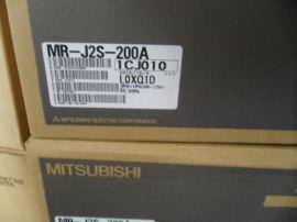 三菱伺服 MR-J2S-200A 伺服驱动 伺服电机 安川