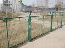 湖南低碳冷拔钢丝框架护栏网/长方孔5*10壁厚1.2  围墙小区护栏  网批发价格/厂家直接供货