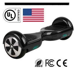 UL2272整机认证工厂 双轮平衡车 智能平衡车 滑板车 6.5寸经典款 黑色