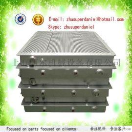 康普艾250kw油冷大机器散热器大功率冷却器水冷却器