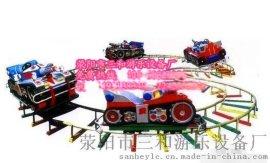 轨道游乐设备坦克追逐车TKZZC荥阳市三和游乐设备厂