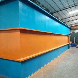 广东洁林一体化MBR地埋式污水处理设备 MBR膜生物反应器 一体化MBR生活污水处理设备