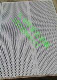 3.0穿孔铝板吸声板-600*1200冲孔铝板装饰板,