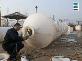 PP防腐塑料设备脱硫吸收塔中国洛阳恒祥制造