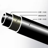 承插式通用增强型网状结构壁管厂家销售