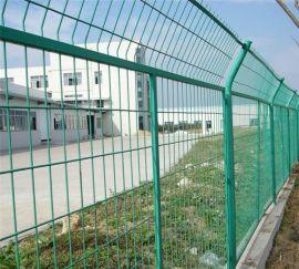 道路安全网 现货铁路护栏网 绿色框架护栏 硬塑公路围栏网厂家