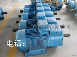 大量现货供应YZR160M1-6/5.5KW绕转子单出轴电机