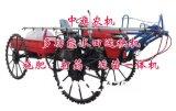 河南中旗农机多功能水稻运秧机、施肥机、打药机,水田运苗机