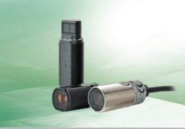 欧姆龙E3FA-DP12 2M圆柱型光电开关