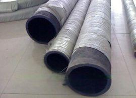 河北厂家直销4寸、6寸、8寸钢丝骨架吸水吸砂橡胶管