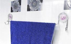 单杆不锈钢毛巾架(TK-004)