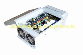 废旧塑料再生造粒机40KW电磁加热器