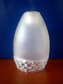 拉丝玻璃灯罩