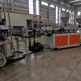 金韦尔PP中空建筑模板生产线