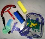 馬房洗刷工具
