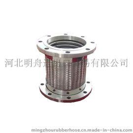 厂家直销304不锈钢编织网波纹管 耐高温高压蒸汽钢丝金属软管