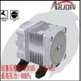 日本NITTO AC0105活塞压缩泵生理盐水注射用,复印纸的分离功能用泵,2.5L/min