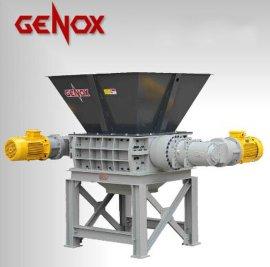 GENOX双轴撕碎机 M系列 M1200