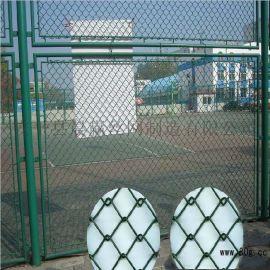 篮球场围网规格 篮球场钢丝防护网