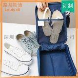 旅行鞋子收纳袋 女士运动鞋整理袋大容量鞋包户外旅游收纳包