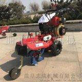 廠家直銷柴油微耕機小型大棚果園開溝機