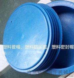 圆形塑料堵头/四川塑料管帽厂家/泵阀塑料防尘盖