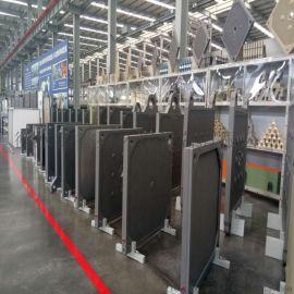 压滤机隔膜滤板 聚丙烯滤板 污水处理压滤机滤板