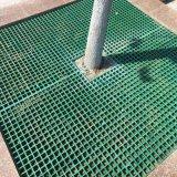 4S店洗车房玻璃钢格栅盖板市政绿化树篦子便于切割