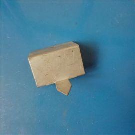 保温装饰一体板专用铝合金干字型挂件
