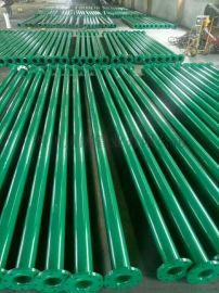 涂塑钢管品牌排名前十家 川阔牌涂塑钢管衬塑钢管