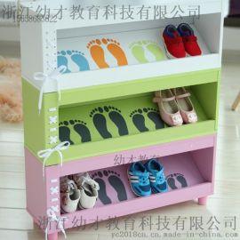 廠家直銷幼兒園兒童鞋櫃