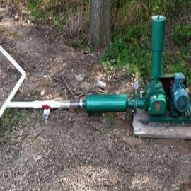 三叶罗茨鼓风机水产养殖罗茨风机增氧机污水处理