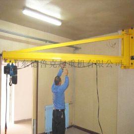 KBK式墙壁吊柔性梁悬挂起重机