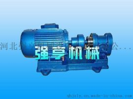 河南 2CY不锈钢齿轮油泵