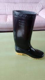 HQ-903PVC高筒男式靴