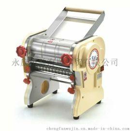 不锈钢揉面机馄饨皮饺子皮机面条机电动压面机